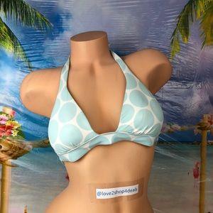 ! Victoria's Secret padded halter swim bikini top